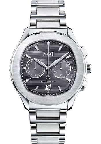 Piaget Watches - Polo S - Chronograph - Style No: G0A42005