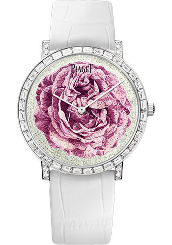 Piaget Watches - Altiplano Ultra-Thin - Mechanical - 36 mm - White Gold - Style No: G0A42081