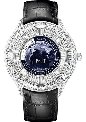 Piaget Watches - Black Tie Gouverneur - Hand-Wound - Style No: G0A42120