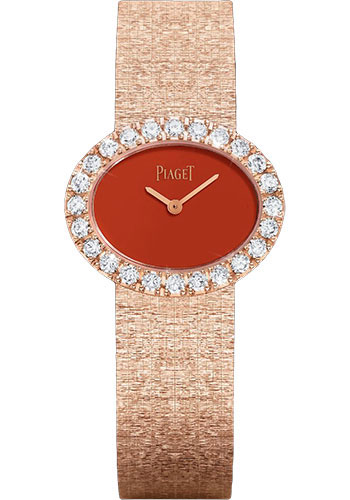 Piaget Watches - Traditional 27 x 22 mm - Classic Jewelry - Rose Gold - Style No: G0A42217