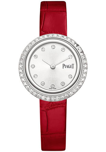 Piaget Watches - Possession 29 mm - White Gold - Style No: G0A43084