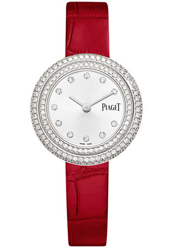 Piaget Watches - Possession 29 mm - White Gold - Style No: G0A43085