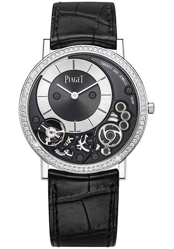 Piaget Watches - Altiplano Ultra-Thin - Mechanical - 41 mm - Style No: G0A44112