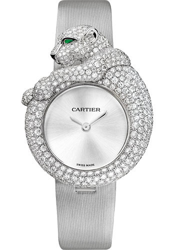 Cartier Watches - Panthere de Cartier Jewelry - Feline de Cartier - Style No: HPI00341