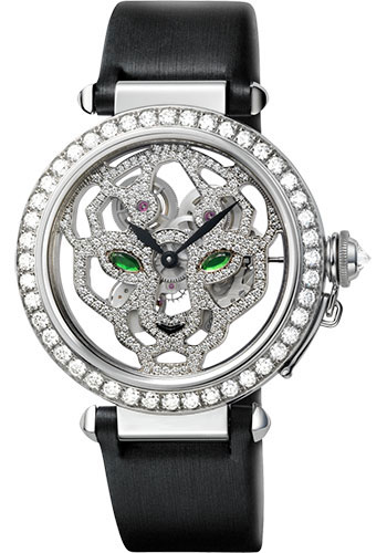 Cartier Watches - Feminine Complications Pasha skeleton - Style No: HPI00365