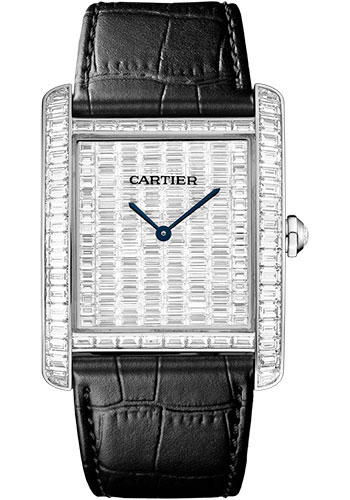 Cartier Watches - Tank MC White Gold - Style No: HPI00623