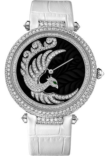 Cartier Watches - Feminine Complications Evol D'un Phoenix - Style No: HPI00633