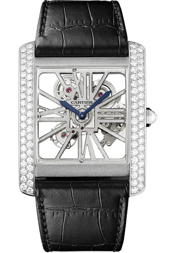 Cartier Watches - Tank MC Palladium - Style No: HPI00634