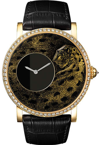 Cartier Watches - Rotonde de Cartier Mysterious - Style No: HPI00700