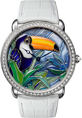 Cartier Watches - Ronde Louis Cartier 42mm - Cartier D'Art - Style No: HPI00701
