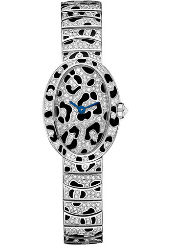 Cartier Watches - Baignoire Mini - White Gold - Style No: HPI00704