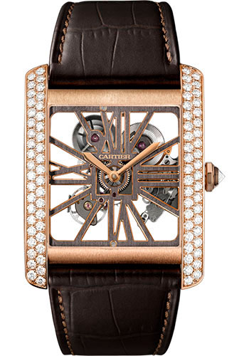 Cartier Watches - Tank MC Pink Gold - Style No: HPI00715