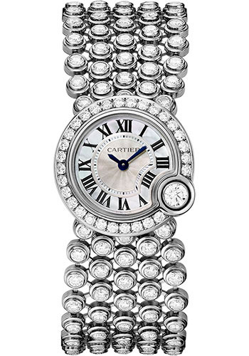 Cartier Watches - Ballon Blanc de Cartier 24mm - White Gold - Style No: HPI00756