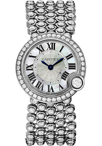 Cartier Watches - Ballon Blanc de Cartier 30mm - White Gold - Style No: HPI00757