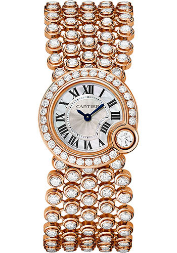 Cartier Watches - Ballon Blanc de Cartier 24mm - Pink Gold - Style No: HPI00758