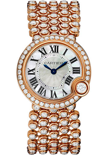 Cartier Watches - Ballon Blanc de Cartier 30mm - Pink Gold - Style No: HPI00759