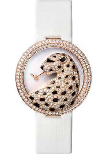 Cartier Watches - Panthere de Cartier Jewelry - Divine - Style No: HPI00762