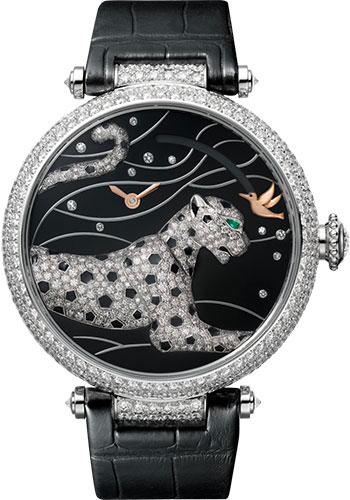 Cartier Watches - Panthere de Cartier Jewelry - Penthere et Colibri - Style No: HPI00776