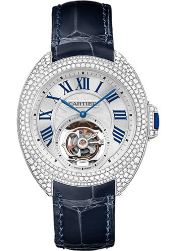 Cartier Watches - Cle de Cartier Flying Tourbillon - Style No: HPI00933
