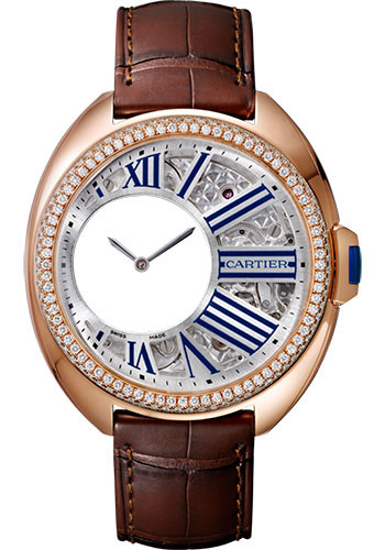 Cartier Watches - Cle de Cartier Mysterious Hours - Style No: HPI00945