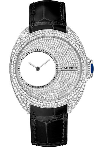 Cartier Watches - Cle de Cartier Mysterious Hours - Style No: HPI00946