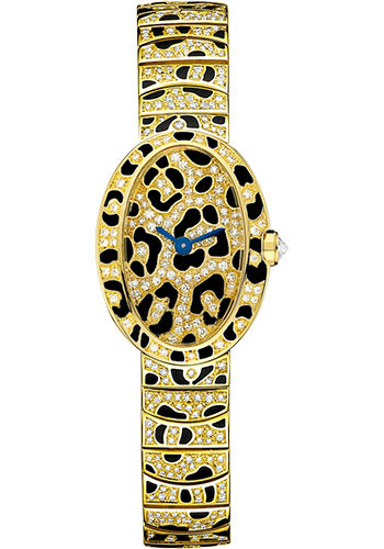 Cartier Watches - Baignoire Mini - Yellow Gold - Style No: HPI00961
