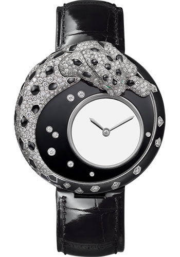 Cartier Watches - Panthere de Cartier Jewelry - Mysterieuse - Style No: HPI01011