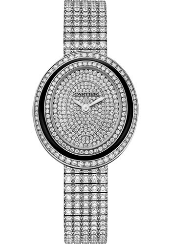 Cartier Watches - Hypnose Small - White Gold - Style No: HPI01049