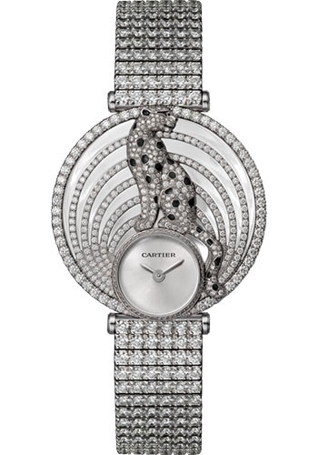 Cartier Watches - Exceptional Creations Panthere Royale de Cartier - Style No: HPI01098