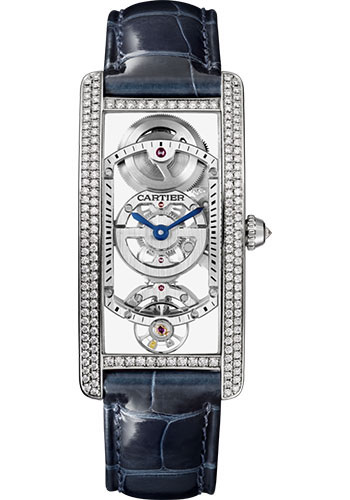 Cartier Watches - Tank Cintree Platinum - Style No: HPI01123