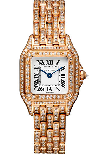 Cartier Watches - Panthere de Cartier Small - Pink Gold - Style No: HPI01131