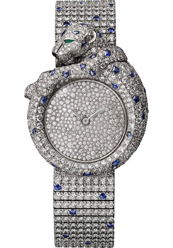 Cartier Watches - Exceptional Creations Feline de Cartier - Style No: HPI01146