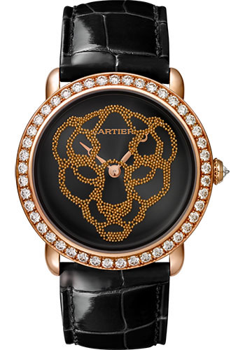 Cartier Watches - Panthere de Cartier Jewelry - Revelation d'Une Panthere - Style No: HPI01259