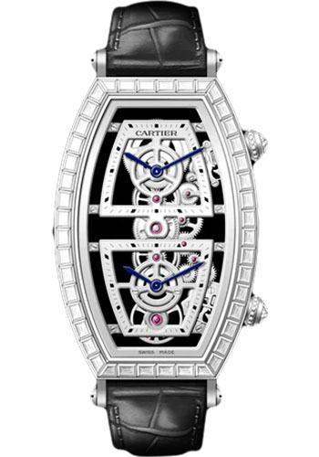 Cartier Watches - Tonneau Extra Large - Style No: HPI01291
