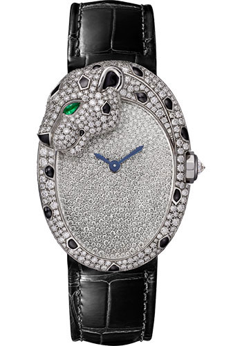 Cartier Watches - Panthere de Cartier Jewelry - Lovee - Style No: HPI01352