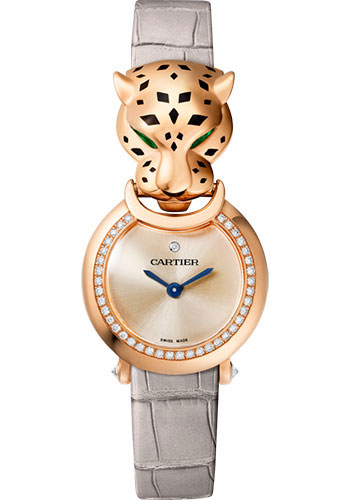 Cartier Watches - Panthere de Cartier La Panthere - Pink Gold - Style No: HPI01379