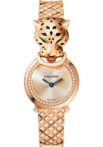 Cartier Watches - Panthere de Cartier La Panthere - Pink Gold - Style No: HPI01381
