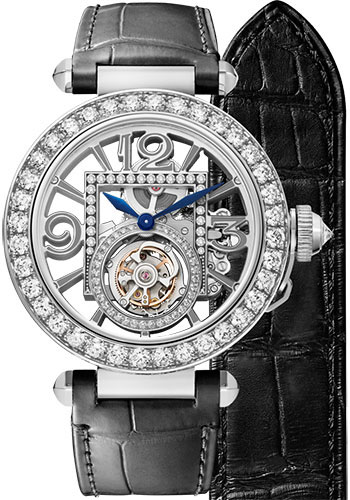 Cartier Watches - Pasha de Cartier 41 mm - White Gold - Style No: HPI01435