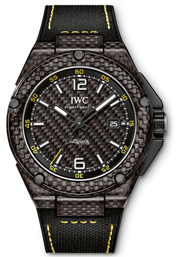 IWC Watches - Ingenieur Automatic Carbon Performance - Style No: IW322401