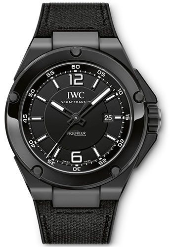 IWC Watches - Ingenieur Automatic AMG Black Series Ceramic - Style No: IW322503