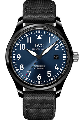 IWC Watches - Pilots Watch Mark XVIII Edition Laureus Sport For Good Foundation - Style No: IW324703