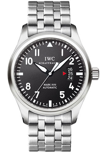 IWC Watches - Pilots Watch Mark XVII - Style No: IW326504