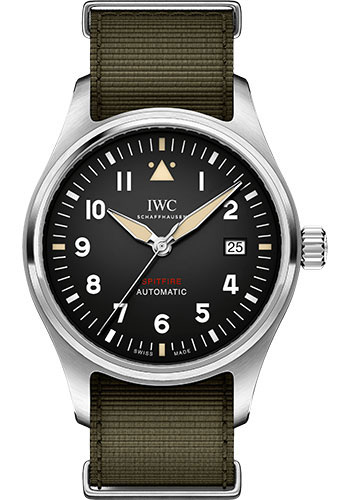 IWC Watches - Pilots Watch Automatic Spitfire - Style No: IW326801