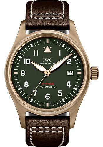 IWC Watches - Pilots Watch Automatic Spitfire - Style No: IW326802