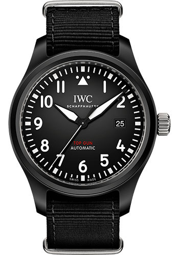 IWC Watches - Pilots Watch Automatic TOP GUN - Style No: IW326901