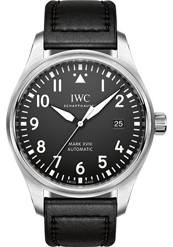 IWC Watches - Pilots Watch Mark XVIII - Style No: IW327001