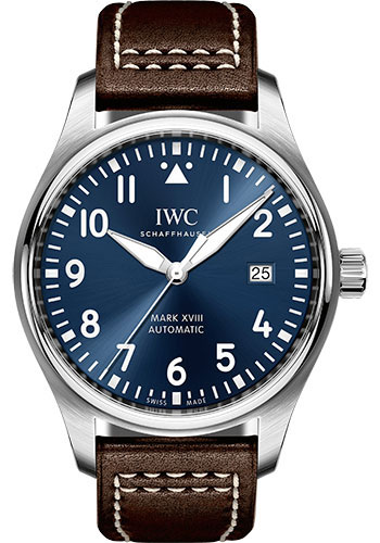 buy online 4b53e d4059 IWC IW327004 Pilots Watch Mark XVIII Edition Le Petit Prince Watch
