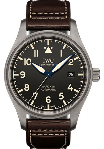 IWC Watches - Pilots Watch Mark XVIII Heritage - Style No: IW327006