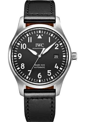 IWC Watches - Pilots Watch Mark XVIII - Style No: IW327009