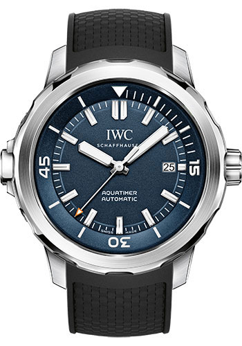 IWC Watches - Aquatimer Automatic Edition Expedition Jacques-Yves Cousteau - Style No: IW329005